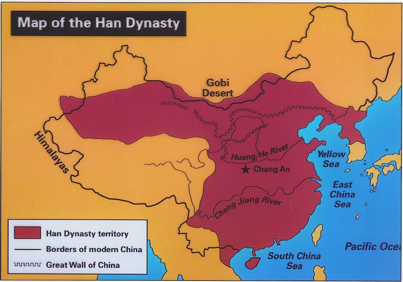 Ancient world history wiki licensed for non commercial use only han dynasty gumiabroncs Image collections